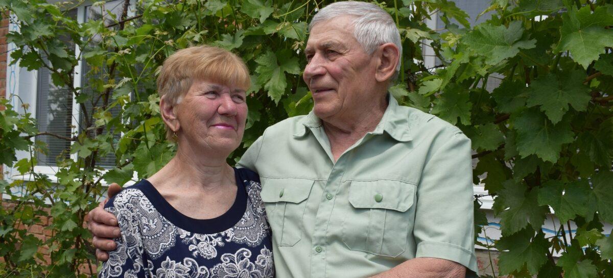 История «золотой» любви: полвека супружеской жизни отпраздновали супруги Немытовы из Белозёрного
