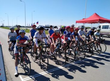 Велосипедисты сальской ДЮСШ показали в области отличные результаты