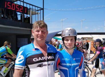 Велоспорт: состоялся отбор на финал Молодёжных Игр России