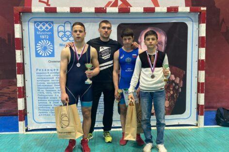 Два турнира по греко-римской борьбе состоялись в Таганроге и Городовиковске