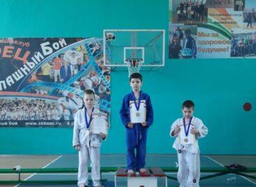 В ДЮСШ Сальского района прошли соревнования в честь Дня Победы