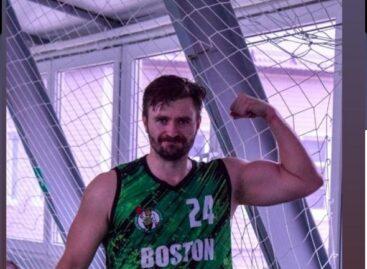 Сальский спортсмен Павел Игнатенко снова признан лучшим игроком