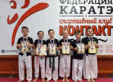 Сальские каратисты оказались на пьедестале областного турнира