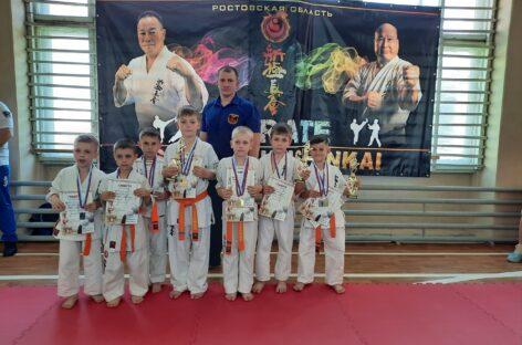«Катана» в Новочеркасске собрала урожай наград
