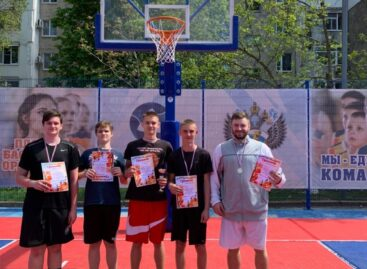 Сальчанин Павел Игнатенко признан лучшим игроком турнира в Ростове