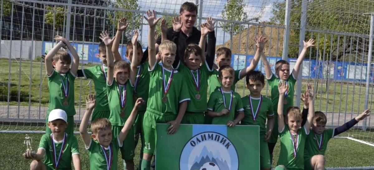 Сальский «Олимпик» стал третьим в Песчанокопском