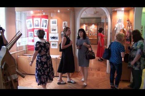 В Сальске состоялась ежегодная конференция, посвящённая Международному дню музеев