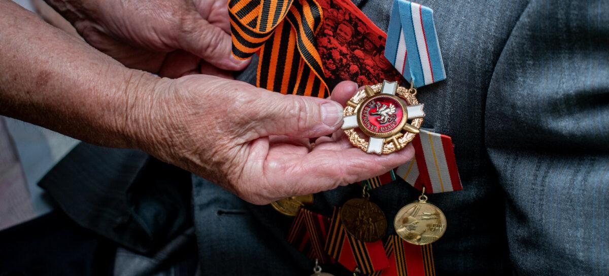 «ФосАгро-Дон» поздравила ветеранов Сальского района с Днём Победы