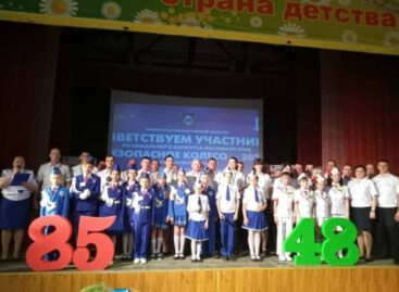 Юные инспектора Дона школы № 21 города Сальска стали призерами