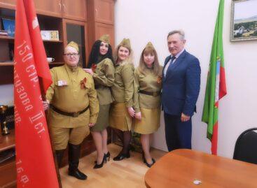 Сальчане показали, что знают историю Великой Отечественной войны