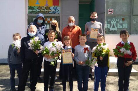 В Сальске прошел шахматный турнир, посвященный Дню Победы!