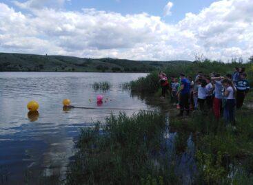 Спасатели напоминают сальчанам о соблюдении правил поведения на воде