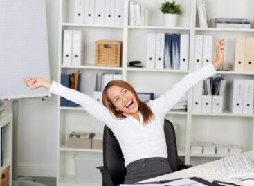 Россияне назвали поводы для радости на рабочем месте