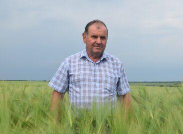 Глава ООО «Казачье-Агро» Виктор Зинченко удостоен почетного звания