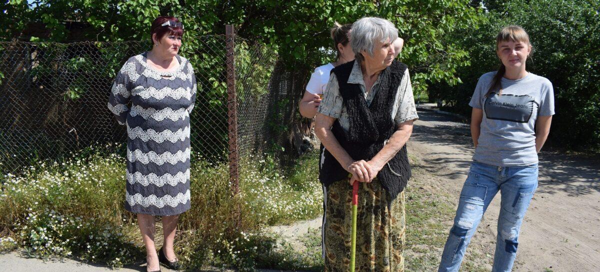 Жители микрорайона Заречье в Сальске рассказали о своих проблемах