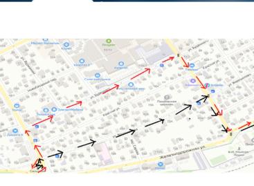 Внимание: в Сальске меняется маршрут «тройки»