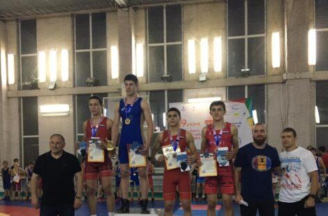 Ибрагим Фаиков — чемпион всероссийского турнира