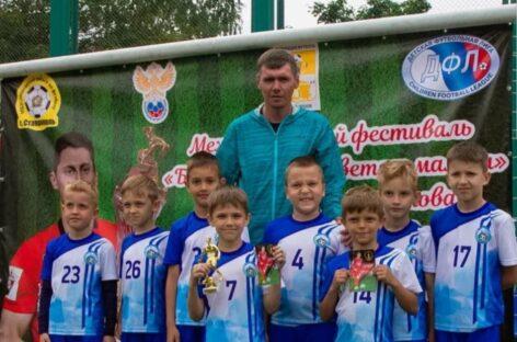 Сальские футболисты выступили на международном фестивале