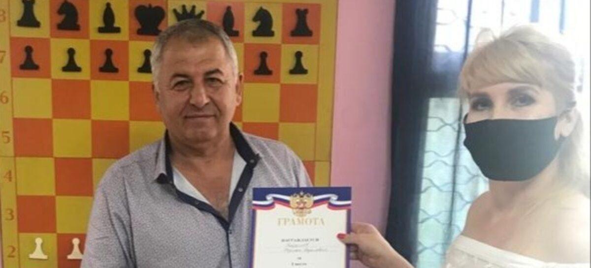 Муниципальный этап Спартакиады Дона-2021 по шахматам прошёл в Сальске