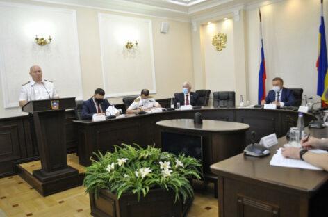 На региональном рыбохозяйственном совете подвели итоги антибраконьерской операции «Путина-2021»