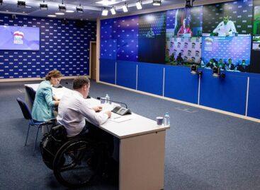 В народную программу «Единой России» войдут новые меры поддержки инвалидов