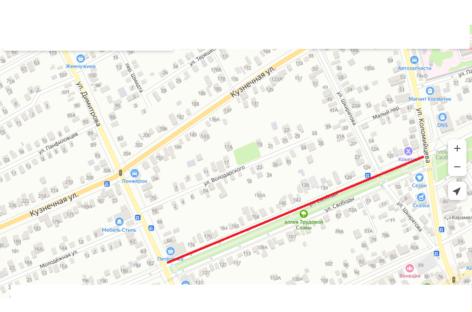 07.07.2021 г. будет перекрыт участок автомобильной дороги