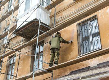 В Сальском районе идёт очередной сезон капитальных ремонтов многоквартирных домов