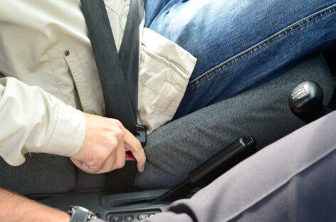 Жителям Сальского района напомнили о необходимости пристёгиваться в авто