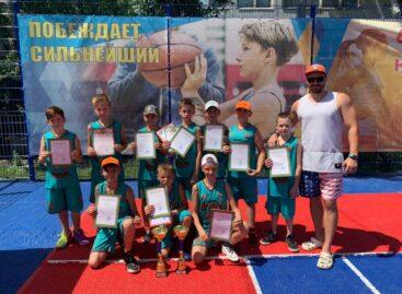 Сальчане стали первыми в Волгодонске!