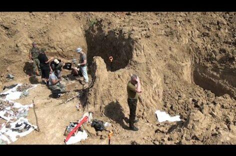 Без срока давности: в Сальске идут раскопки