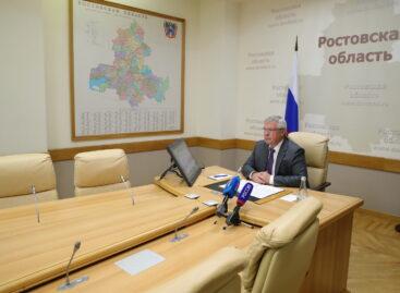 Василий Голубев: «Мы поддержим инвестпроекты экспортеров по развитию глубокой переработки сельхозпродукции»