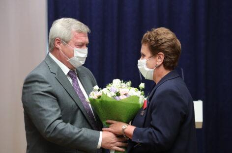 Глава Дона вручил госнаграды труженикам донского АПК