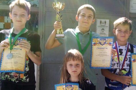Шахматы: соревновались дети и не только