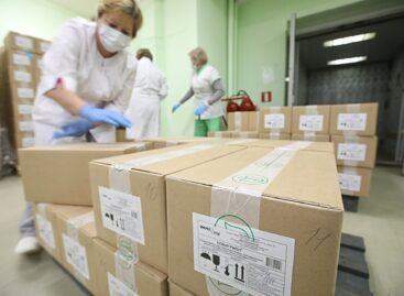 В регионы отправлены первые партии вакцин против гриппа