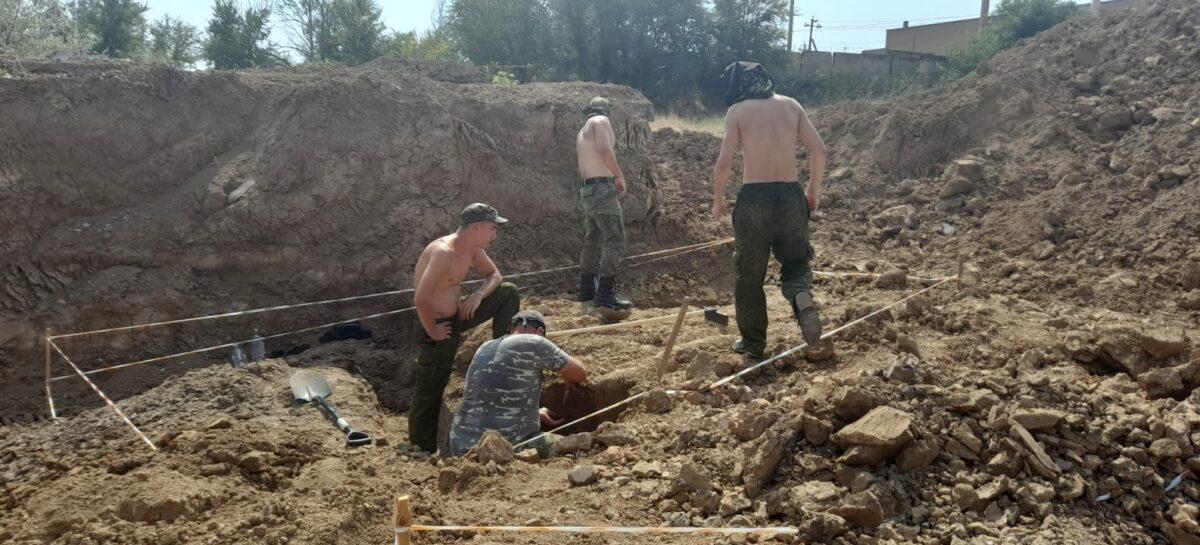 В Сальске, в карьере смерти, снова обнаружены страшные находки