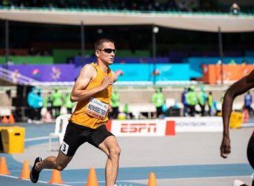 Наш земляк Денис Новосельцев стал серебряным призером мирового первенства в беге на 400 м с барьерами
