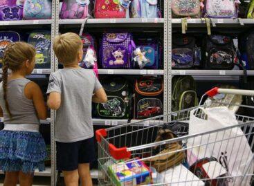 Родители более 560 тысяч детей в Ростовской области получили выплаты к школе