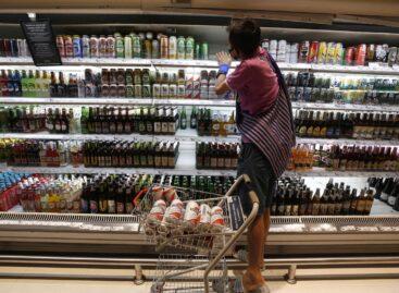 В Минздраве предложили повысить возраст продажи крепкого алкоголя