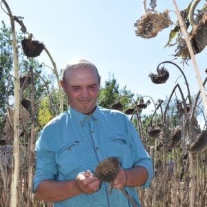 Хороша земля: Виталий Демченко стал Заслуженным работником сельского хозяйства РФ