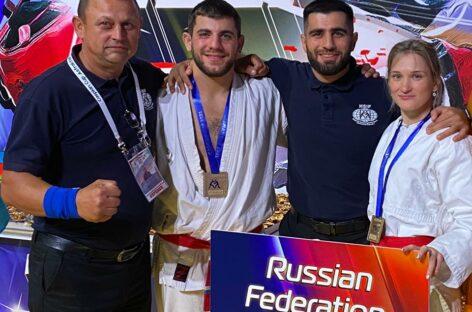 Сальчанин Виталий Зайцев стал судьёй международного турнира