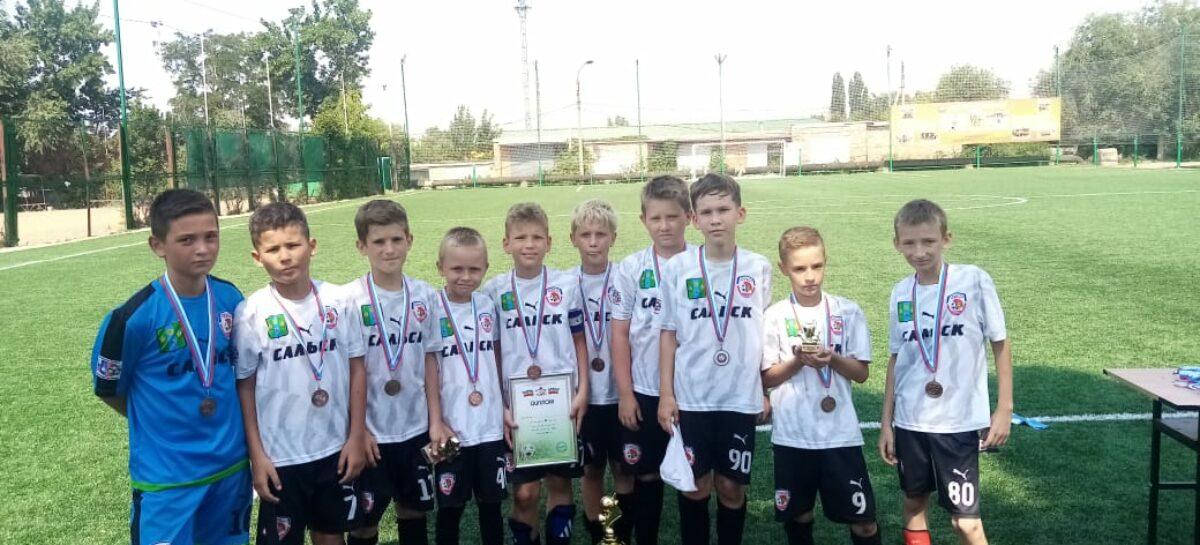 «Легион» стал третьим в турнире «Кубок мечты»