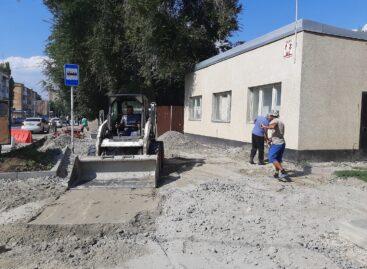 Чего ждать от «оживления» строительных работ на улице Пушкина в Сальске?