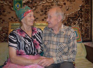В согласии да любви: в гостях у бриллиантовых юбиляров Гашто
