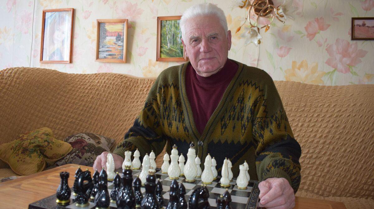 Сальская легенда велоспорта и шахмат отметил свой день рождения