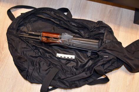 В Ростове-на-Дону транспортные полицейские изъяли из незаконного оборота огнестрельное оружие