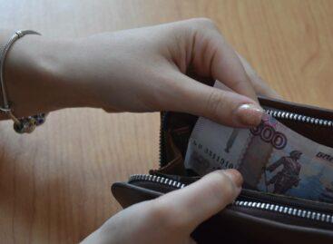 Соцвыплаты запретят списывать в счет погашения долгов